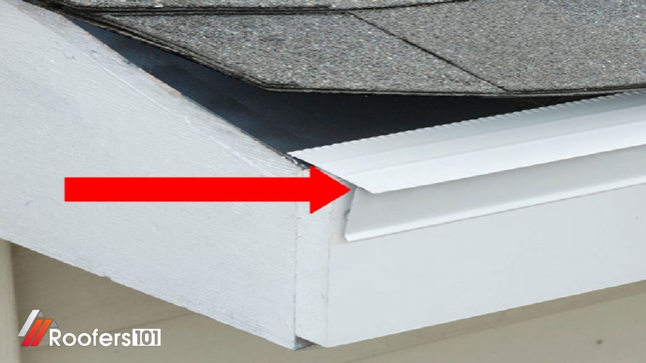 Drip Edge - Roofers101
