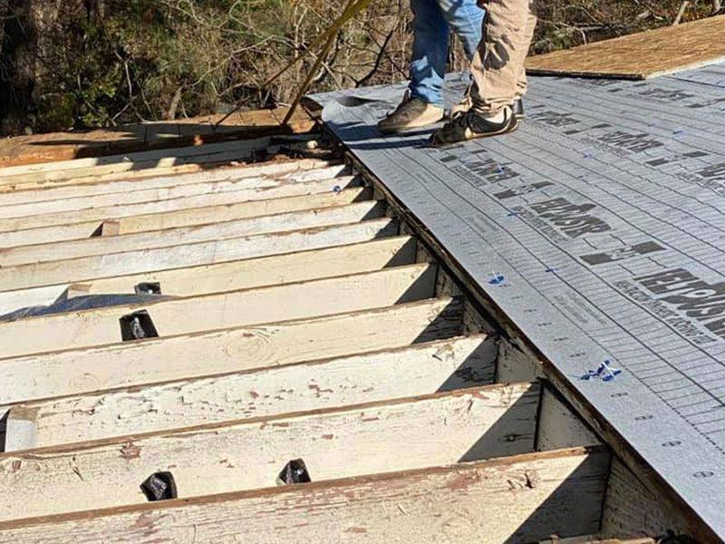 Roof Installation Sandy Springs GA