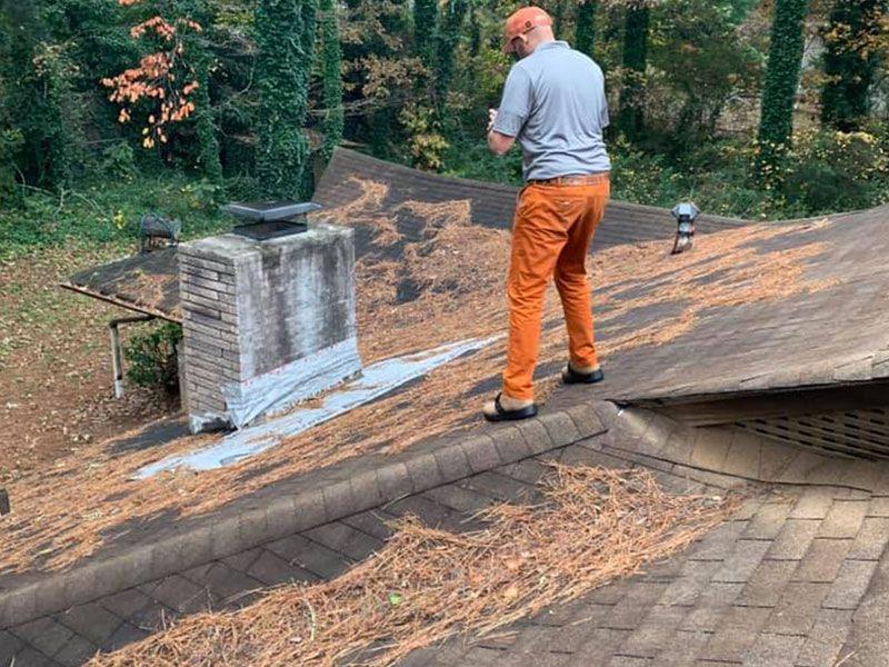 Roof Installation Conyers GA