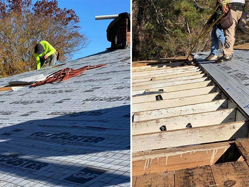 Roof Insurance Claim Help Marietta GA