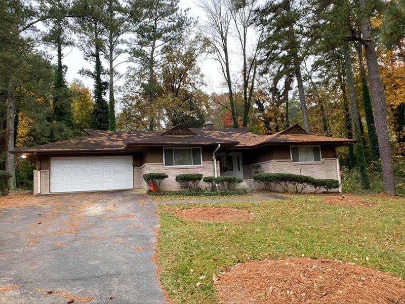 Flat Roof Repair Fayetteville GA