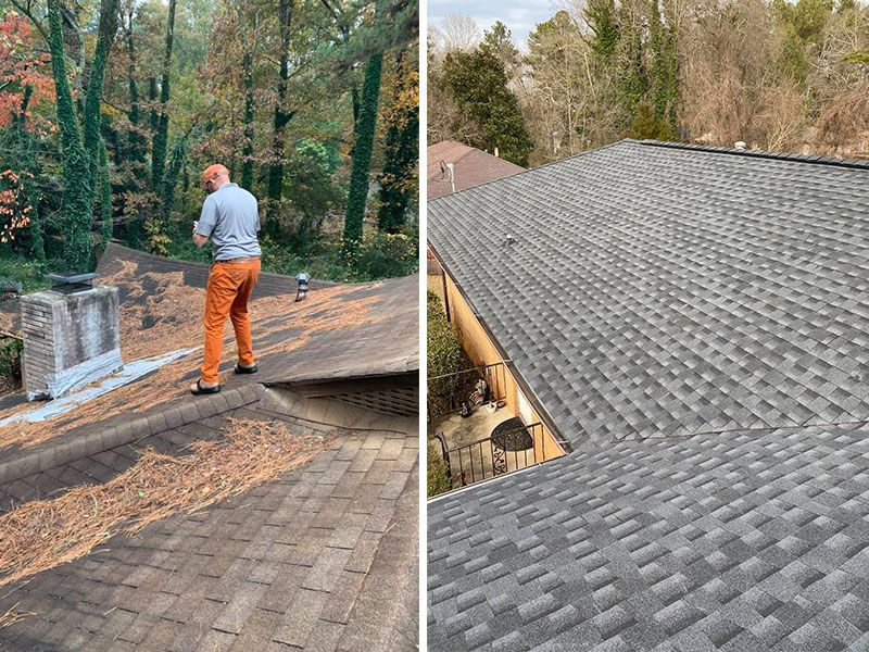 Roof Insurance Claim Help Atlanta GA