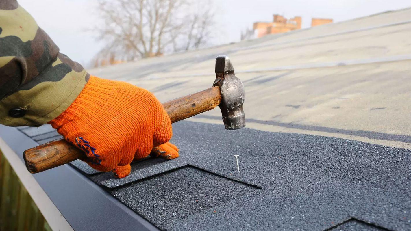 Roof Leak Repair Milford CT