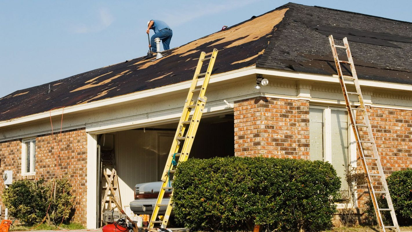 Roof Insurance Claim Milford CT