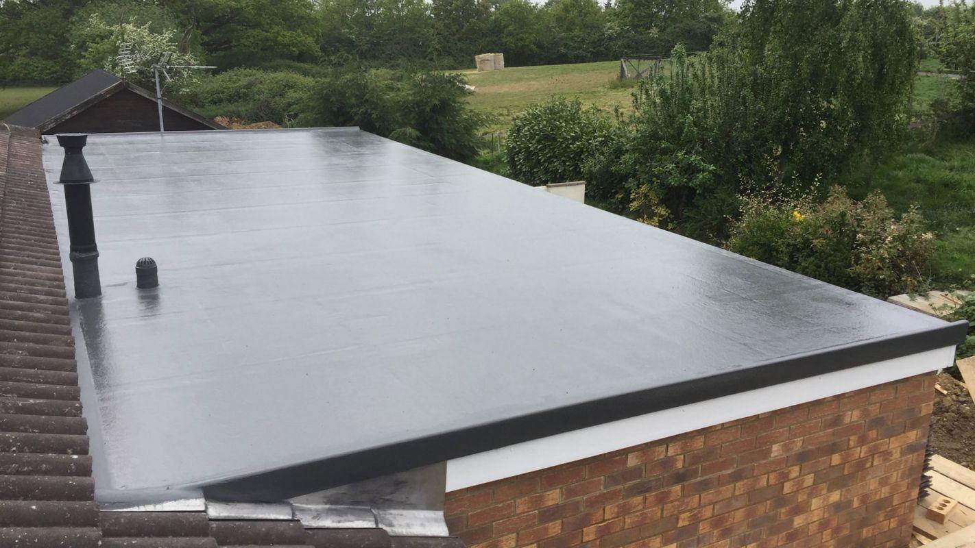 Flat Roof Replacement Orange CT