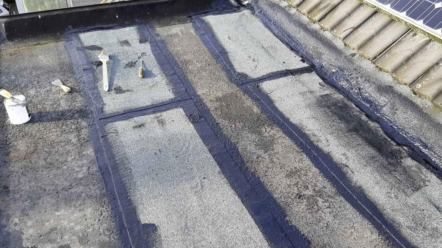 Flat Roof Repair Orange CT