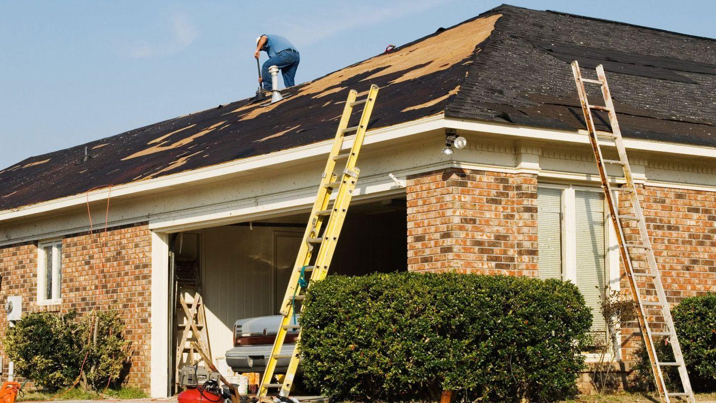 Roof Insurance Claim Orange CT