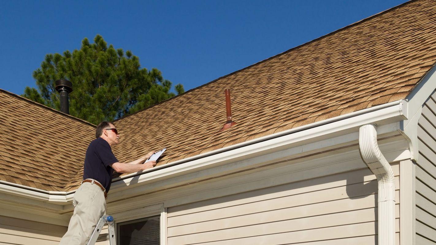 Roof Inspections Sandy Springs GA