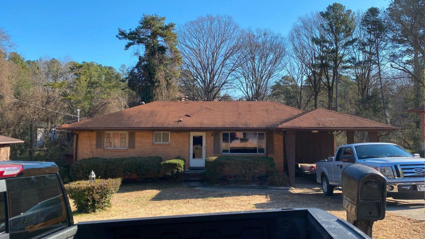 Residential Roofing Conyers GA