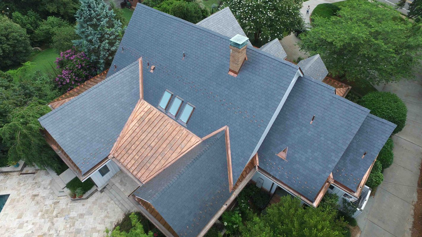 Slate Roof Restorations Williamsburg VA