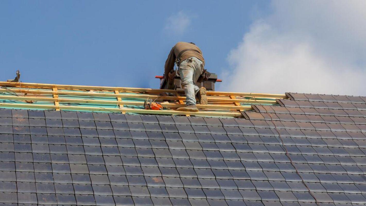 Slate Roof Installations Williamsburg VA