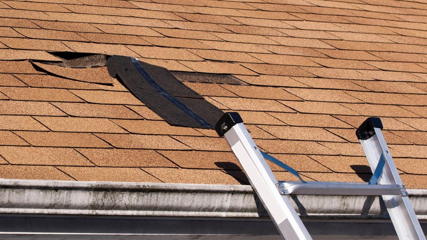 Roof Leak Repair Services Yorktown VA