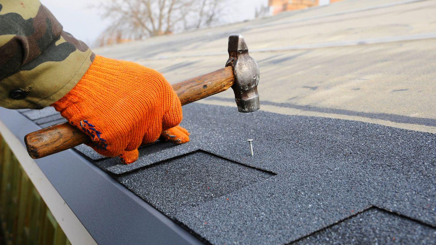 Roof Repair Services Yorktown VA