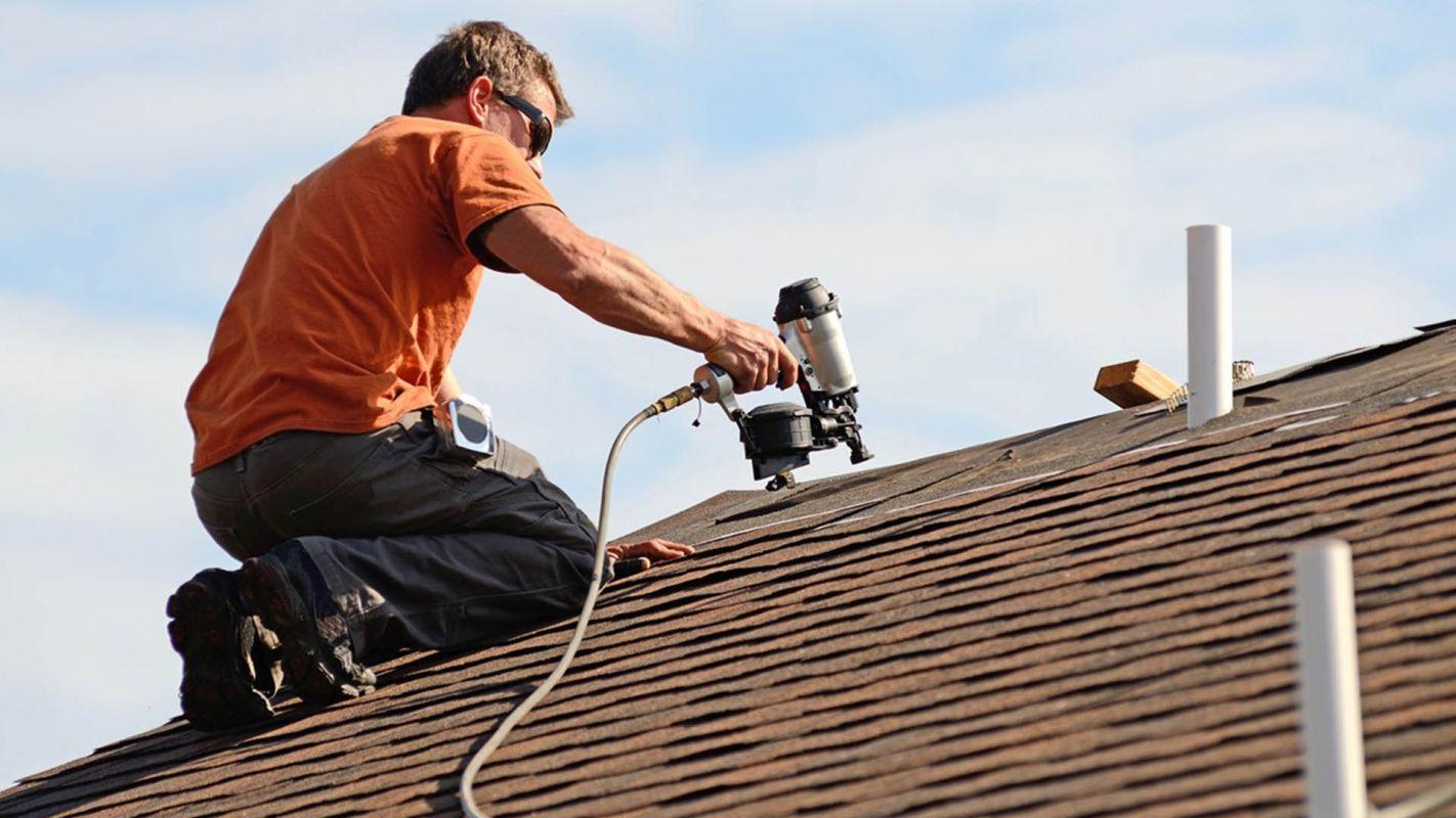 Re-Roofing Services Yorktown VA
