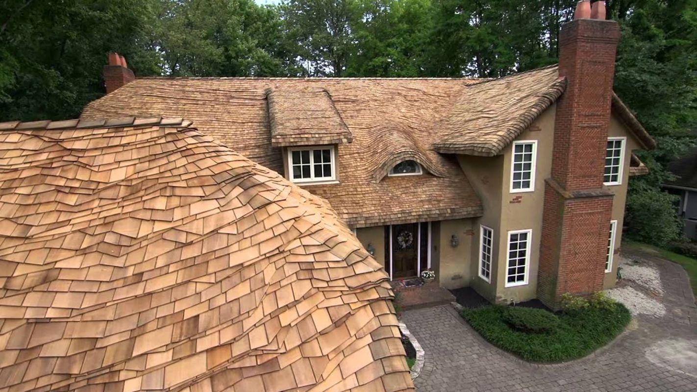Cedar Roofs Newport News VA