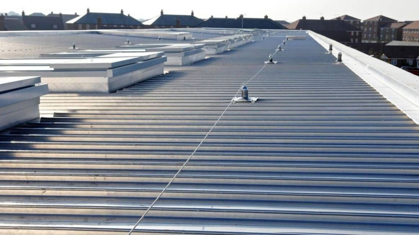 Commercial Roofer Services Huntersville NC
