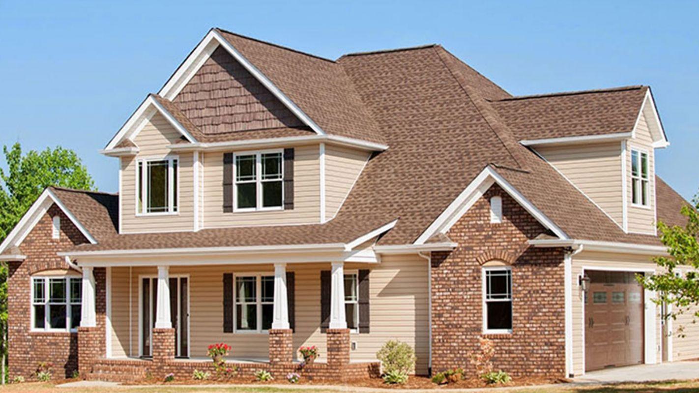 Roof Installation Services Huntersville NC