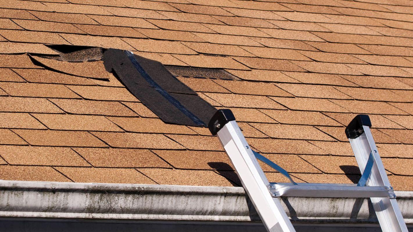 Roof Leak Repairs Morganton NC
