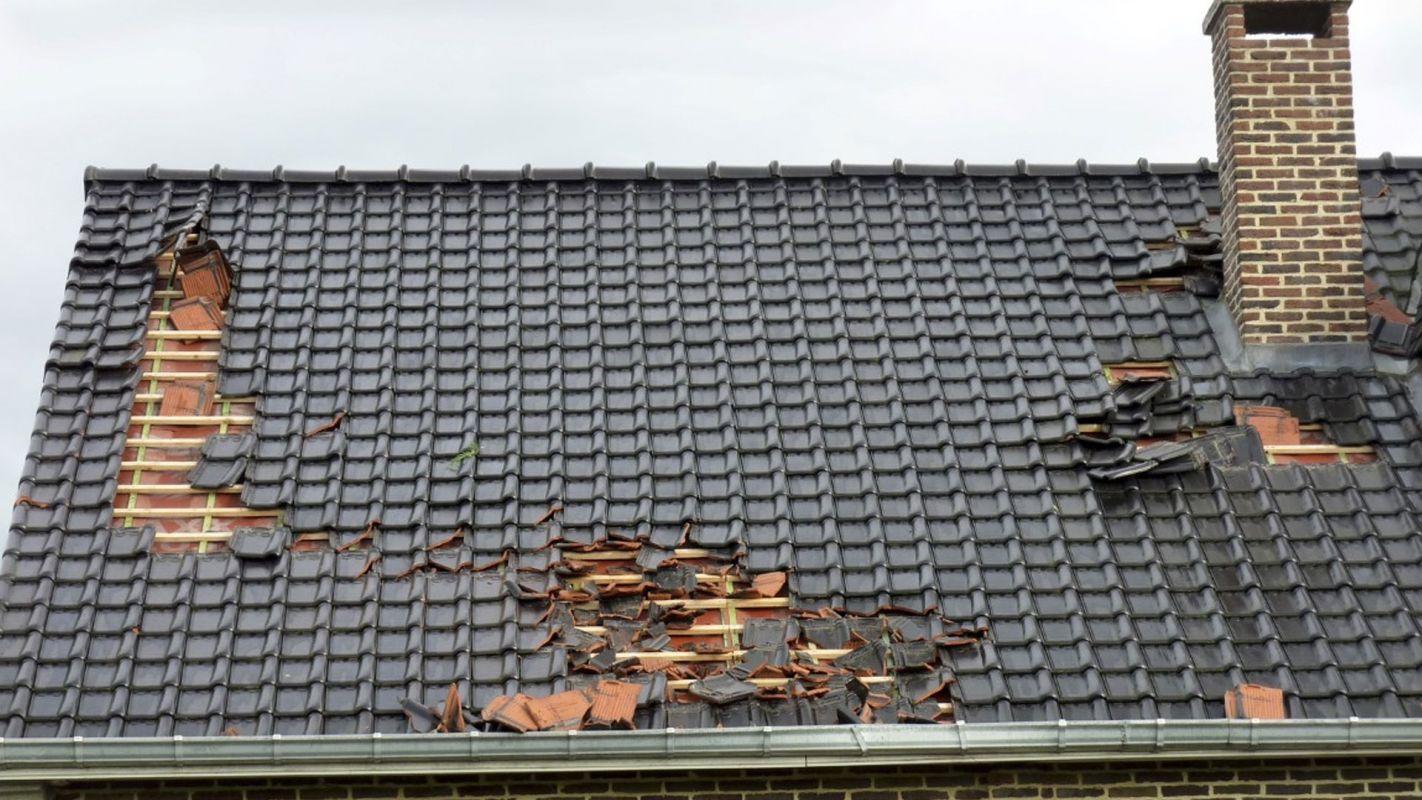Roof Storm Damage Repair West Columbia SC