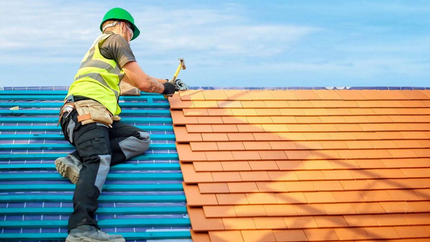 Emergency Roof Repair Service Cayce SC