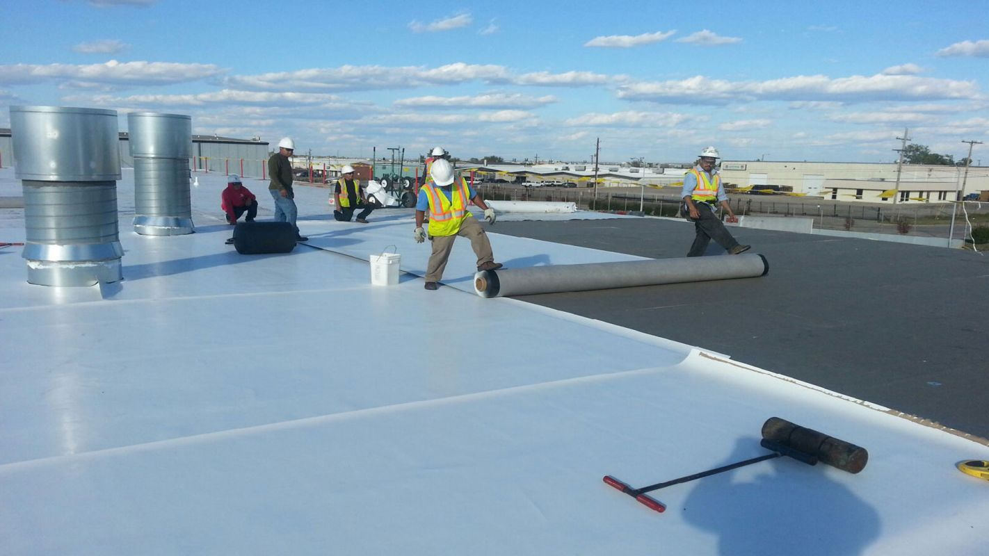 Commercial Roofing Service Concourse NY
