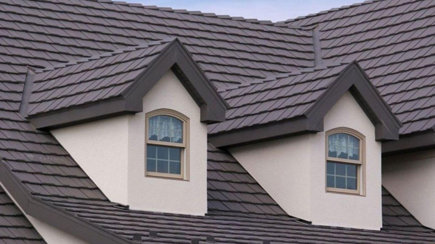 New Roof Estimate Line Lexington PA