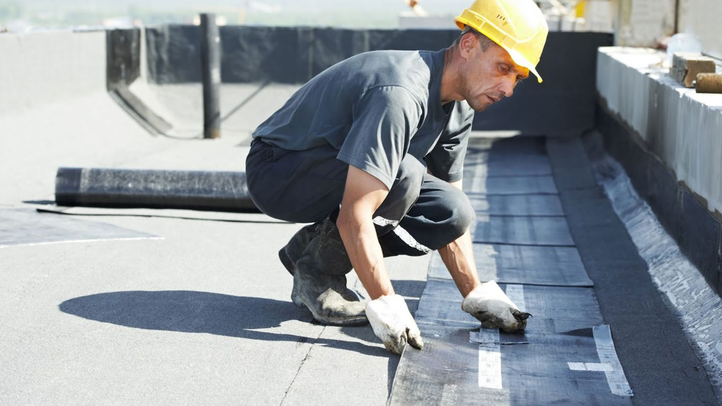 Commercial Roof Repair Riverside IL