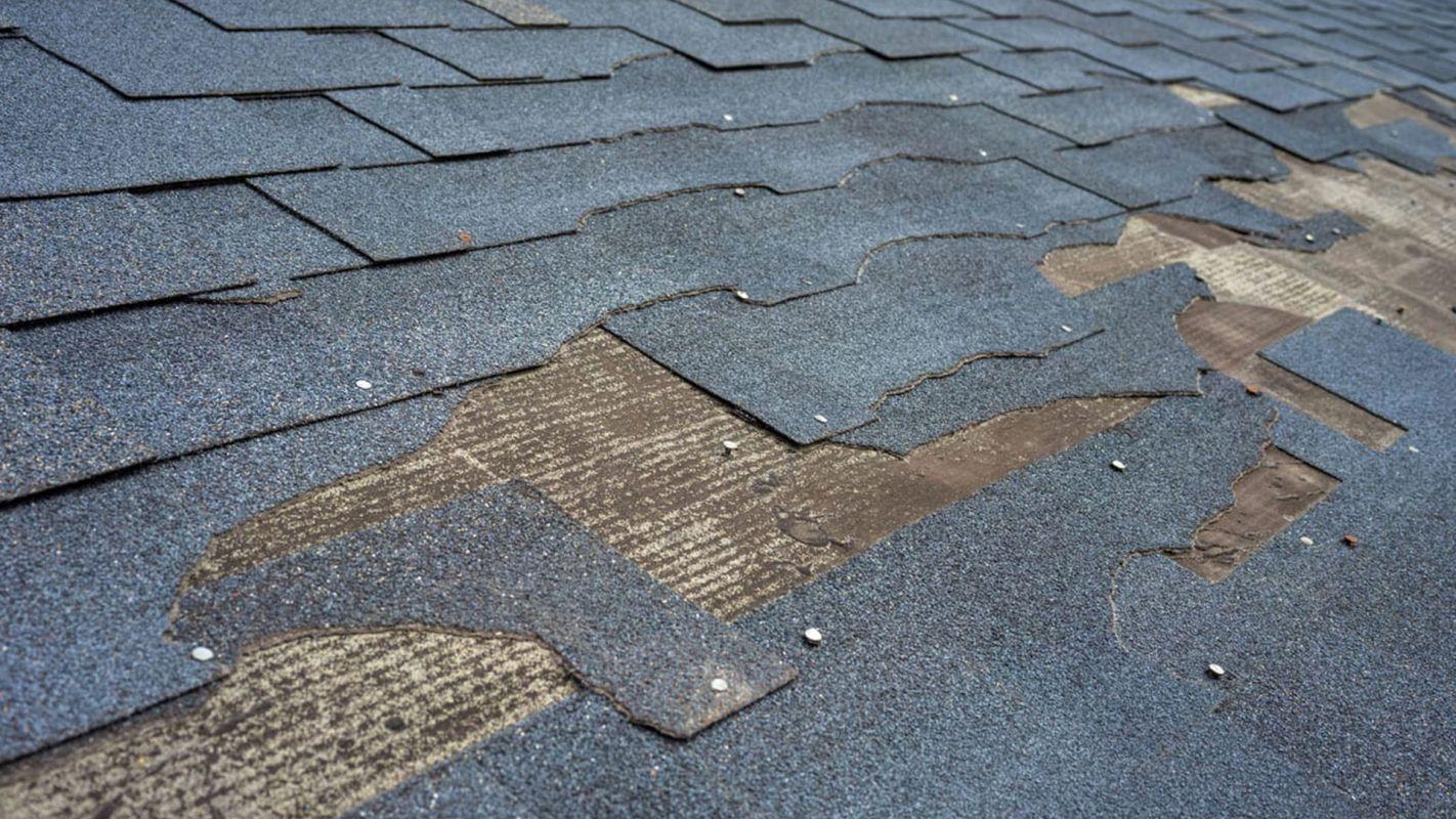 Roof Storm Damage Repair Aurora IL