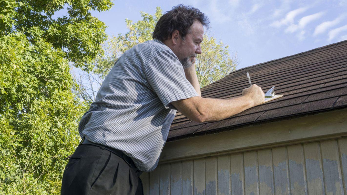 Roof Insurance Claim Oswego IL
