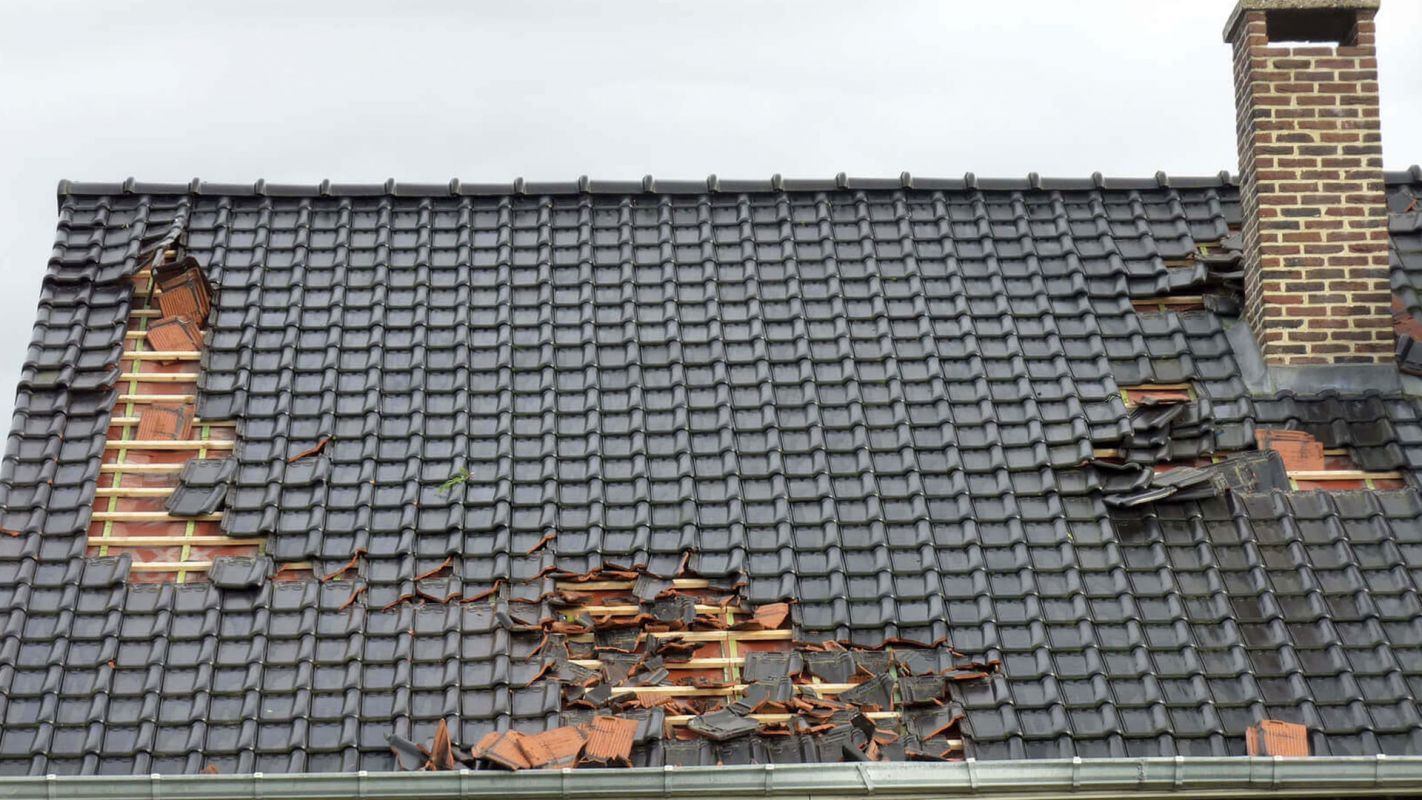 Roof Storm And Wind Damage Replacement Myrtle Beach SC