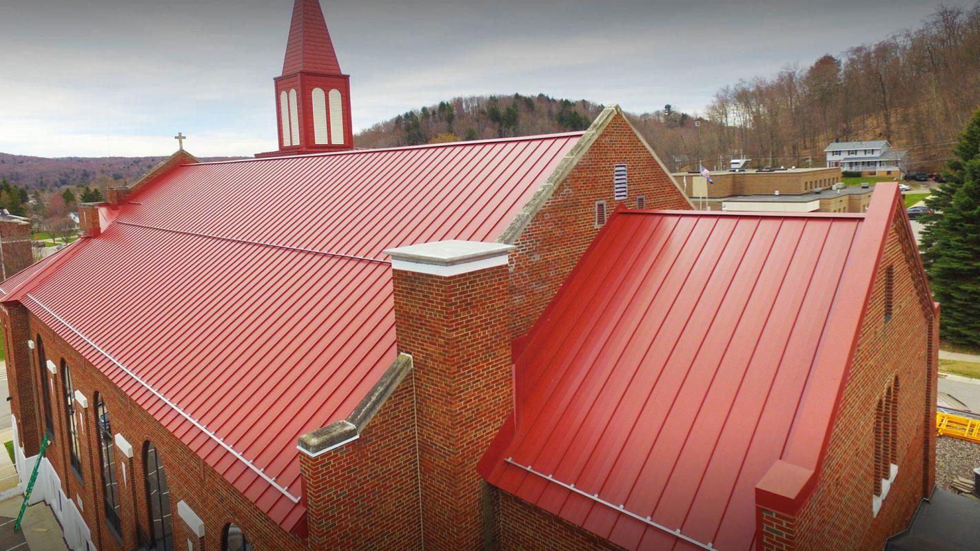Metal Roof Services Spartanburg SC