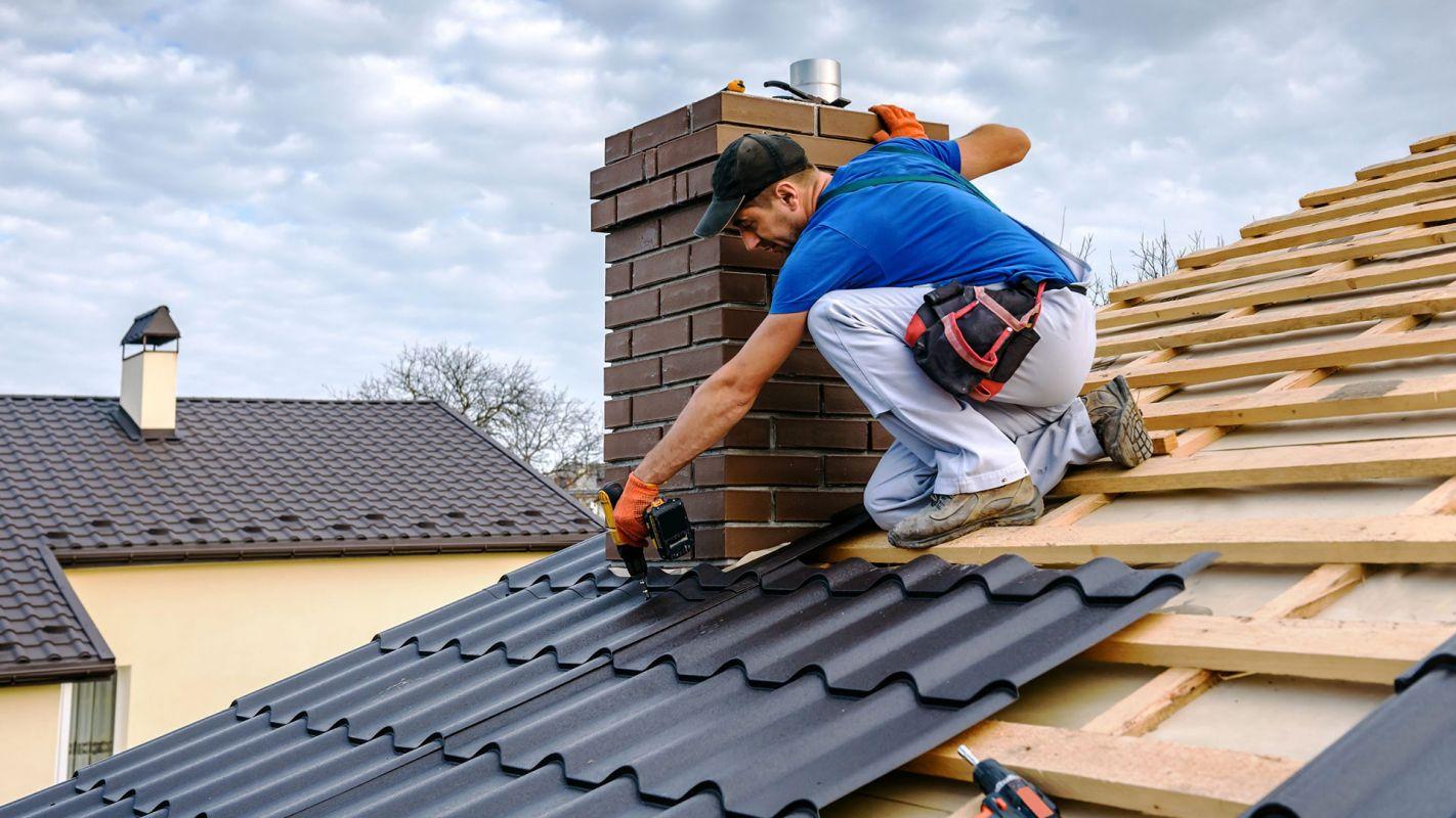 Roof Installation Service Manning SC