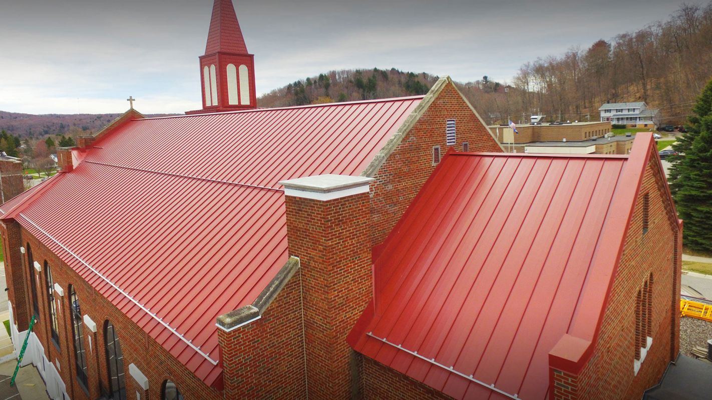 Metal Roof Services Greenville SC