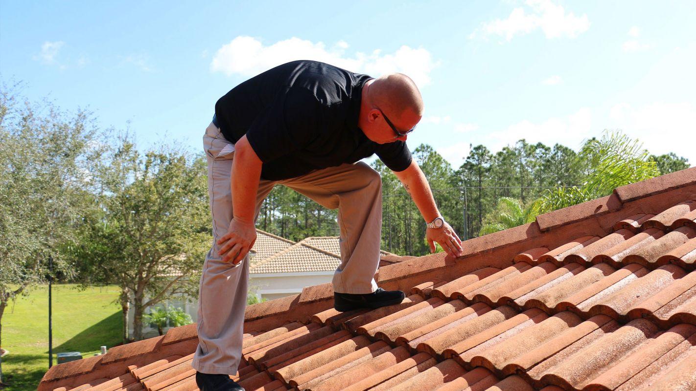 Roof Leak Detection Greenville SC