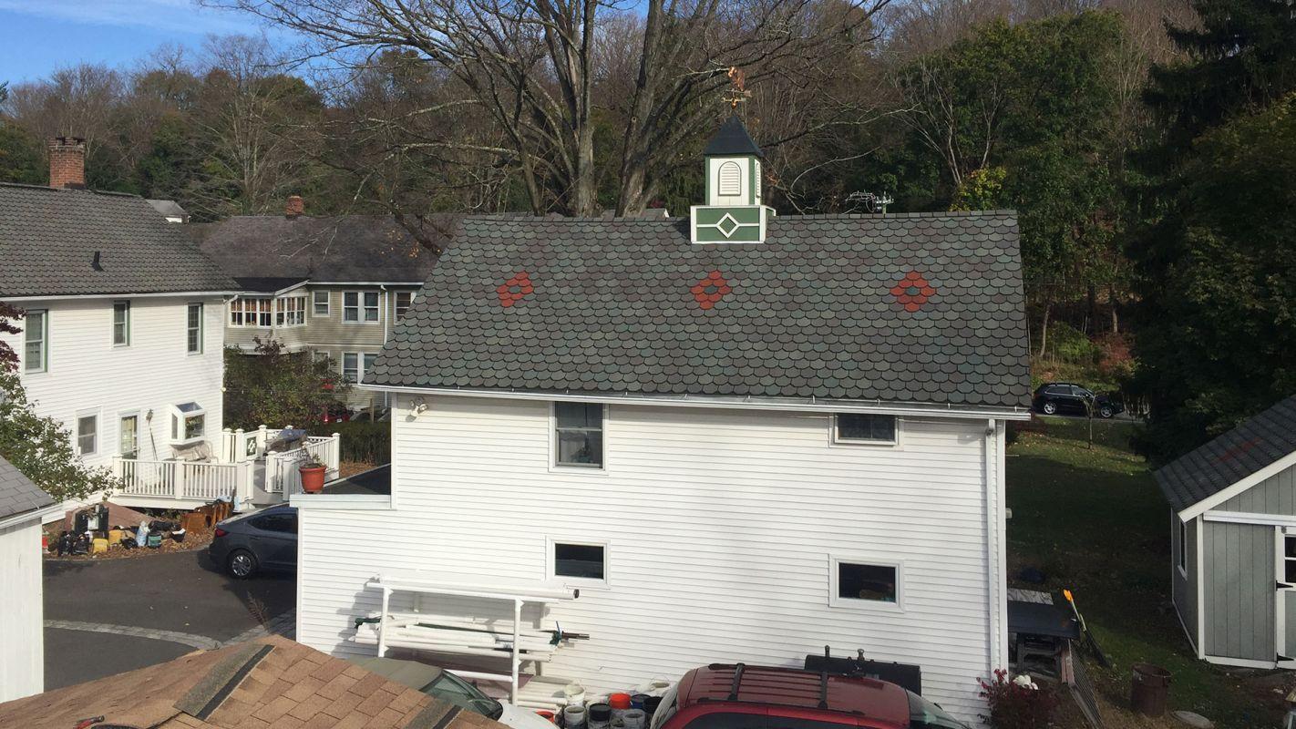 Asphalt Shingle Roof Service Danbury CT